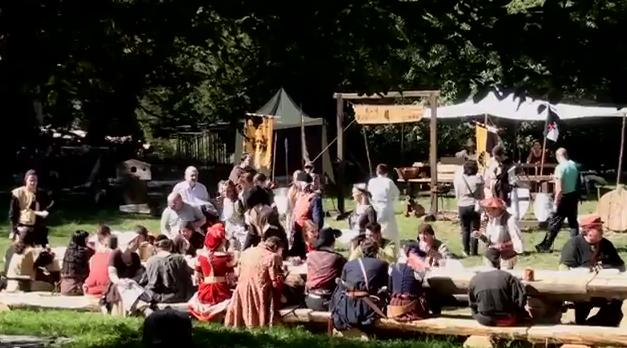 Podsjećanje na viteški turnir na Jankovcu – VIDEO