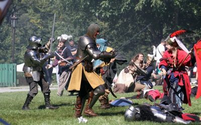 FOTO-VIDEO Trećeg rujna održati će se 5. srednjovjekovni viteški turnir