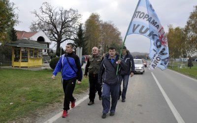 Protokol hodočašća od Čačinaca do Vukovara