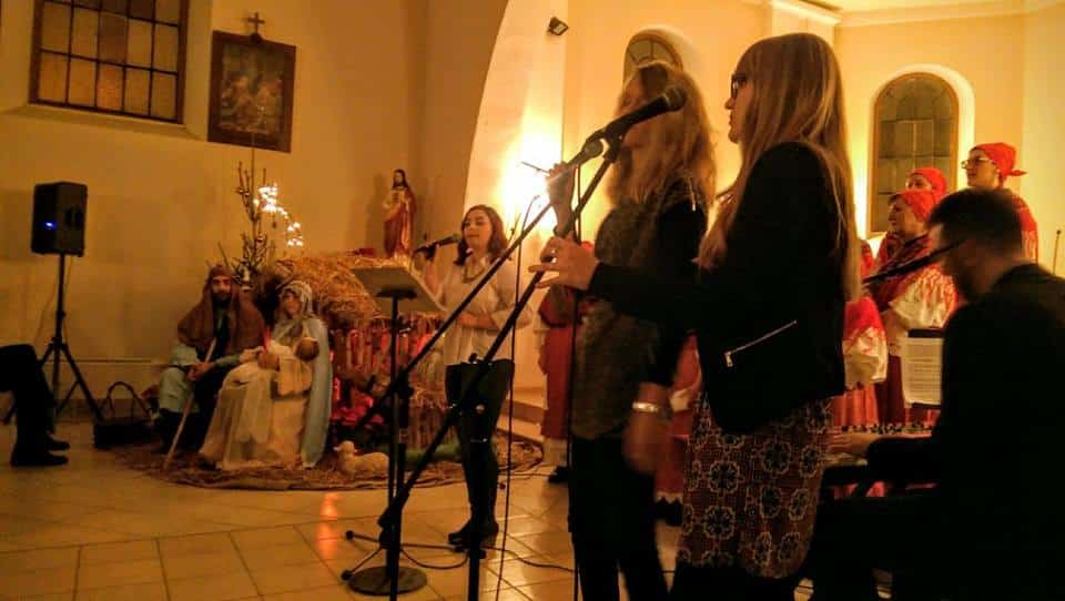 Božićni koncert u Čačinicima