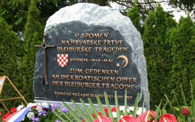 Put u Bleiburg povodom obilježavanja središnje komemoracije žrtvama Bleiburške tragedije