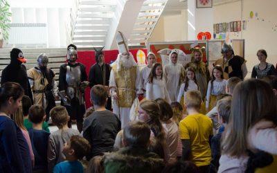 Sveti Nikola stigao u Čačince