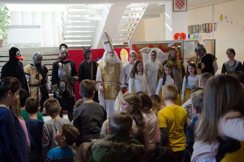 Sveti Nikola stiže u Čačince
