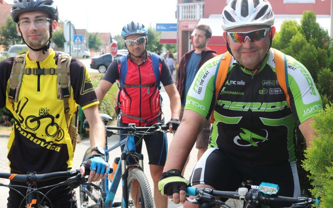 U subotu 26.05.2018. održana 3. kirvajska biciklijada