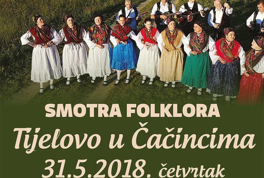 """7. kulturno–zabavna manifestacija """"Tijelovo u Čačincima"""