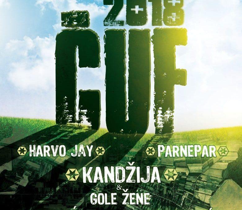 ČUF-Čačinci Urban Fest po 8. put u Čačincima