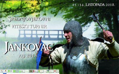 Srednjovjekovni viteški turnir na Jankovcu