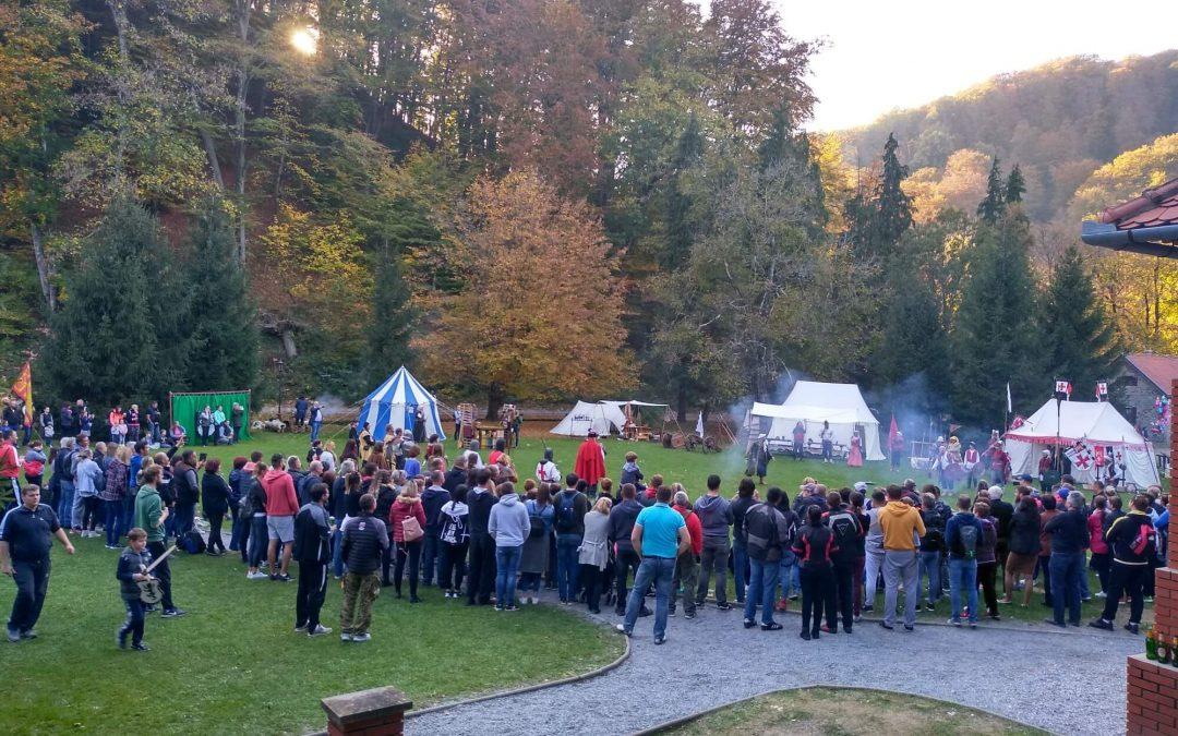 Ovog vikenda održan Srednjovjekovni viteški turnir na Jankovcu – FOTO