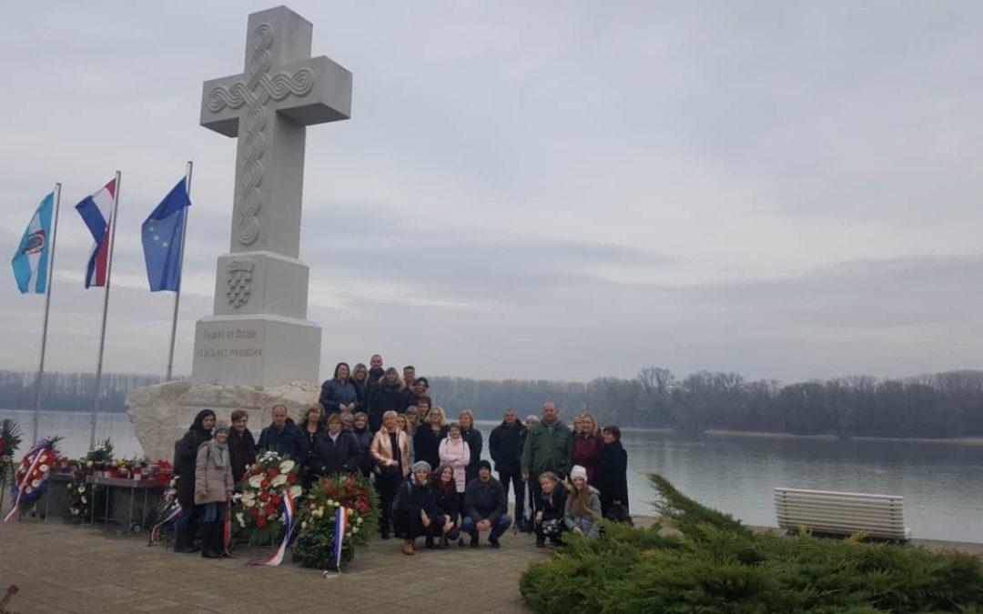 Čačinčani ponovno posjetili Vukovar