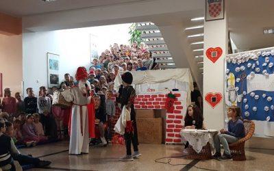 Sveti Nikola posjetio djecu u Čačincima