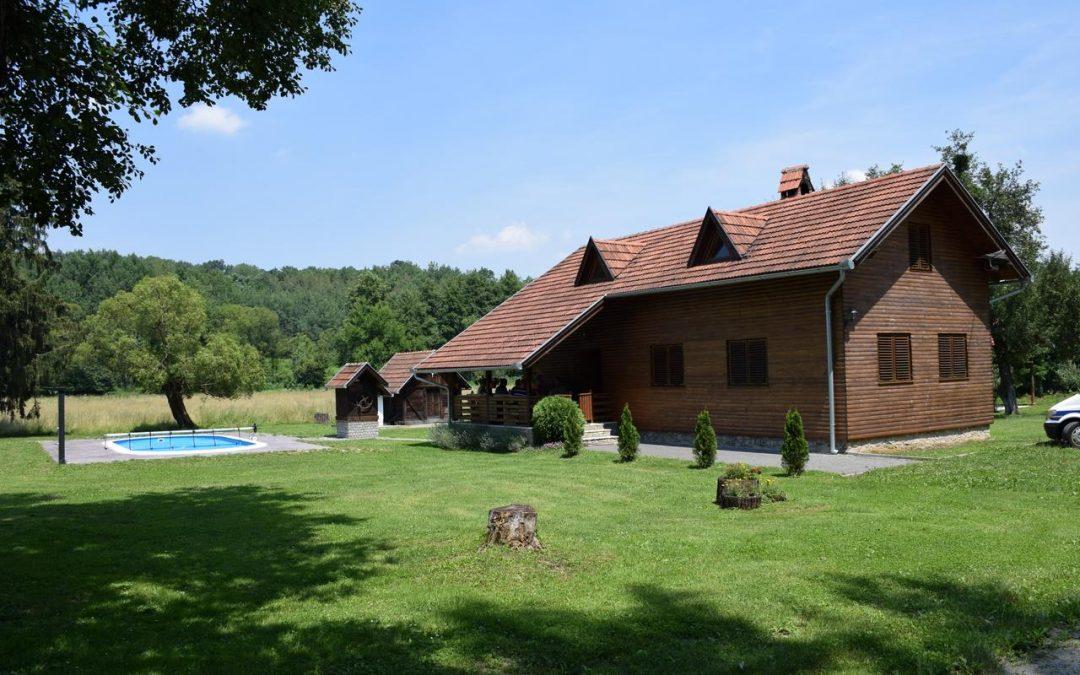 Krajna – kuća za odmor