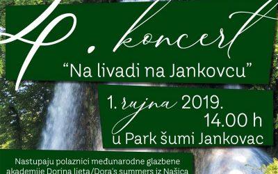 Na livadi na Jankovcu