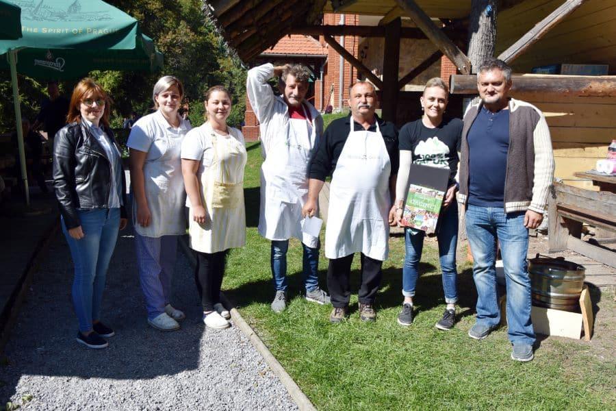 Na Jankovcu održano 5. natjecanje u kuhanju lovačkog kotlić gulaša.