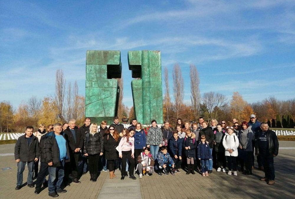 Da se ne zaboravi – posjet Vukovaru