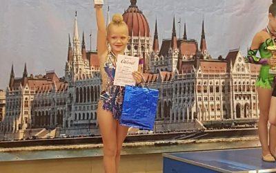 Ivana Vukovski uspješna na međunarodnom natjecanju