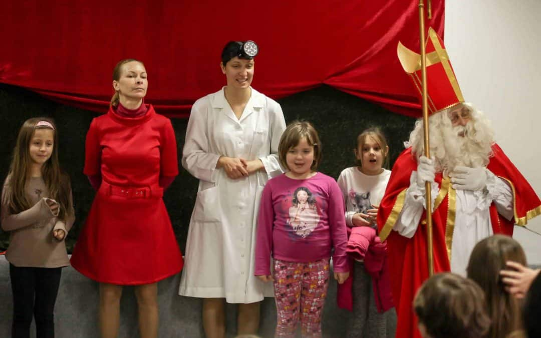 Sveti Nikola dolazi u Čačince
