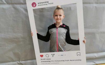 Ivana Vukovski na međunarodnom turniru ARANYSZALG CUP u KOZARMISLENY osvojila izvrsno 4. mjesto