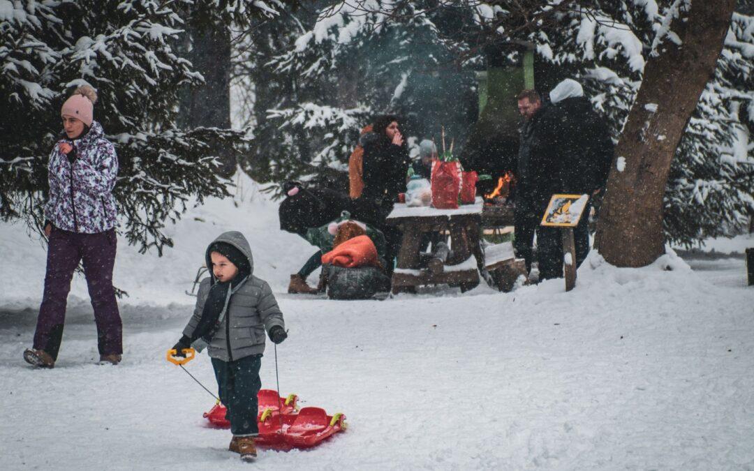 Snježna idila Jankovca – velika fotogalerija